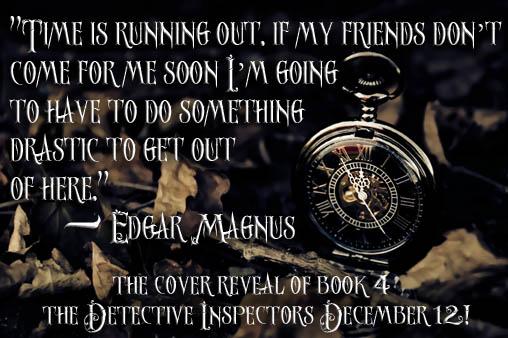 The Detective Inspectors Edgar Magnus teaser