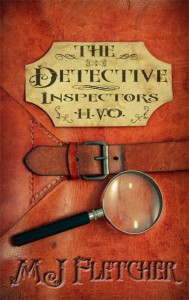 Book 4 The Detective Inspectors cover reveal
