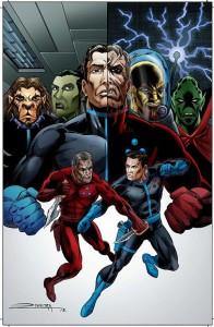 Comic book update on Adam Zero