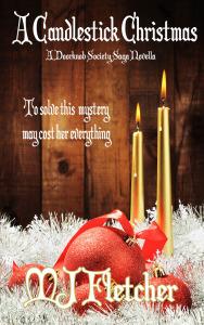MJ Fletcher, A Candlestick Christmas, Doorknob Society Saga