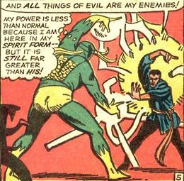 Doctor Strange villains, Loki, Marvel cinematic universe, the doorknob society